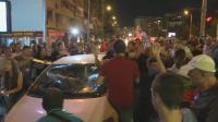 Повдигнаха обвинения на двама участници в инцидента пред Румънското посолство
