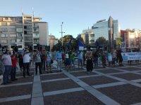 Протестиращите в Пловдив отново блокираха мост над Марица