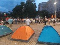 55-и ден на протести срещу правителството в София
