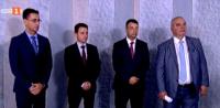Парламентарно представените партии за протестите срещу правителството