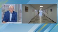 Проф. Петко Салчев: 4,453 млн. лева са изплатени за лечение на COVID-19