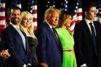 Доналд Тръмп официално прие кандидатурата на републиканците за втори мандат