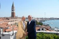 Трескава подготовка преди откриването на кинофестивала във Венеция