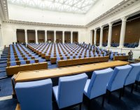 снимка 15 Поглед отвътре: Как изглежда новата сграда на Народното събрание