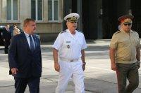 Адмирал Емил Ефтимов: Въоръжените сили трябва да бъдат подготвени, мобилни и съвместими