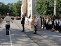 Военната академия откри новата учебна година