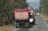 Започна цялостен ремонт на пътя Карлово - Васил Левски