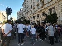 """Протест срещу решението столичната улица """"Съборна"""" да стане пешеходна зона"""
