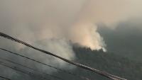 Разраства се пожарът над Карлово