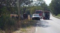 Мъж загина на пътя Добрич - Варна след челен удар в крайпътно дърво