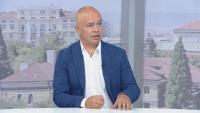 Свиленски: Депутати от БСП няма да подкрепят проекта на ГЕРБ за нова конституция
