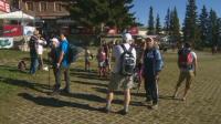 Българският туристически съюз отбеляза 125 години с поход към Черни връх