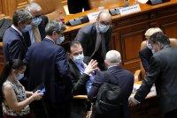 Румънското правителство оцеля след вот на недоверие