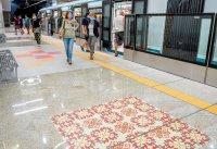 Лесна ли е ориентацията в новия лъч на метрото?
