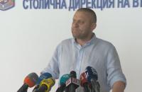 СДВР: Над 35 човека са задържани след сблъсъците на протеста