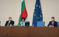 Председателят на НС Цвета Караянчева призова за език на разбирателство