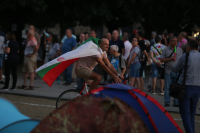 53-и ден протести срещу правителството в София
