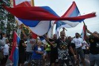 Сблъсъци след изборите в Черна гора