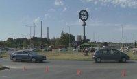 "Граждански протест блокира ""Дунав мост"""