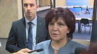 Цвета Караянчева: ЦИК трябва да отговаря за машинното гласуване