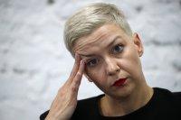 Мария Колесникова не е имала намерение да напусне Беларус