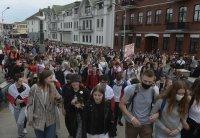 Задържани са над 80 протестиращи в Беларус