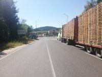 """Очаква се утре """"Илинден - Ексохи"""" да бъде отворен, но само за товарни камиони"""