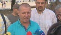 Протестиращи поискаха оставките на шефа на СДВР, главния секретар на МВР и вътрешния министър