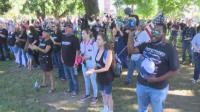 Поредна нощ на протести срещу полицейското насилие и расизма в САЩ