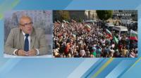 Проф. Гайдаров: Полицията трябва да е посредник, за да не се стига до напрежение и агресия