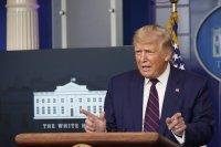 """Тръмп: Вашингтон трябва внимателно да проучи фактите по случая """"Навални"""""""
