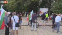Протестиращите във Варна поискаха машинно гласуване
