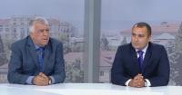 Властта и опозицията - Александър Иванов и Румен Гечев