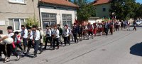 145 г. от подвига на Червеноводската чета честваха в Русенско