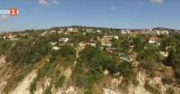 Укрепват свлачището в Траката край Варна