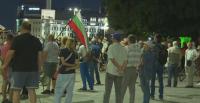 67-а вечер на протести в София