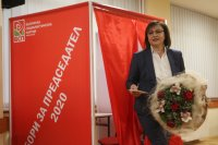 Категорична победа на Корнелия Нинова за лидер на БСП