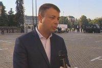Александър Сабанов от ВМРО за протестите: Изходът от ситуцията е сядане на масата и разговори