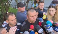 СДВР: Шестима задържани от старта на протеста днес