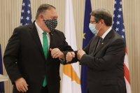 Помпео: САЩ са загрижени заради действията на Турция в Средиземно море