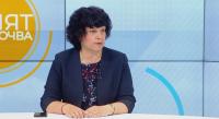 Таня Михайлова: Неносенето на маски в клас ще се наказва само в краен случай