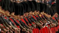 Откриха кокаин и екстази в казармите на британските кралски гвардейци