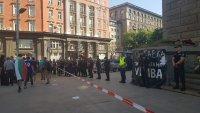снимка 1 64-ти ден на протести в София