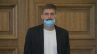 Съдът освободи футболиста, участвал в протестите