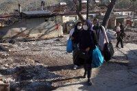 След пожара в лагера на Лесбос: България не е получавала молба за приемане на бежанци