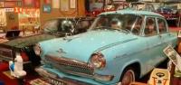 Музей на соцавтомобили в Пещера