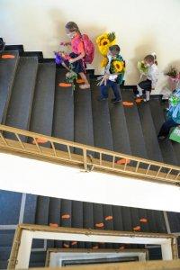 снимка 8 Първи учебен ден в столичното 32-о СОУ