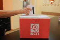35,72% избирателна активност на изборите в БСП към 11 часа