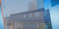 Има ли опасност от обгазяване в Ямбол след големия пожар в склад за матраци