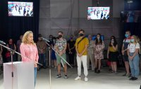 снимка 1 Започва ТВ Академията на БНТ за млади журналисти